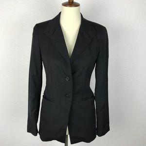 Patrizia Luca Virgin Wool Lined Blazer JKT121